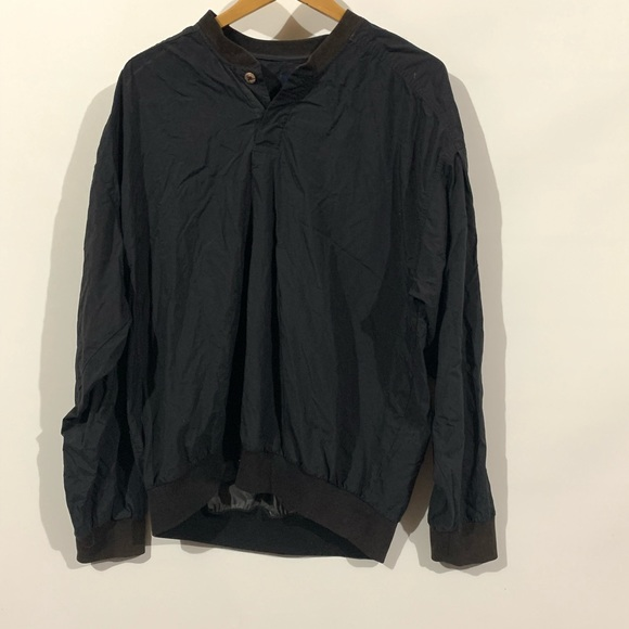 Vintage 90s Nike golf athletic bomber jacket